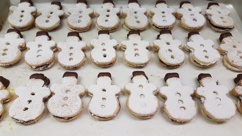 Biscotti Di Natale Tirolesi.Biscotti Di Natale Agriturismo Casa Delle Erbe