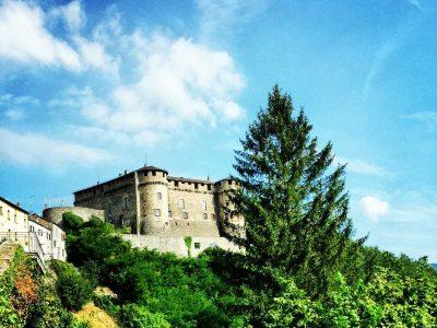 Compiano castello